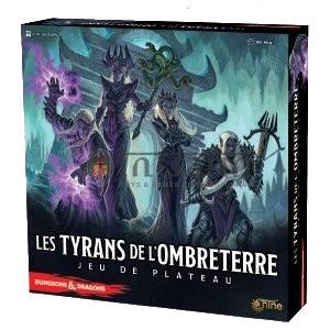 Les Tyrans de l'Ombreterre jeu