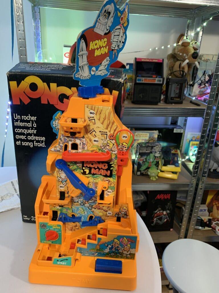 Le jeu Kongman