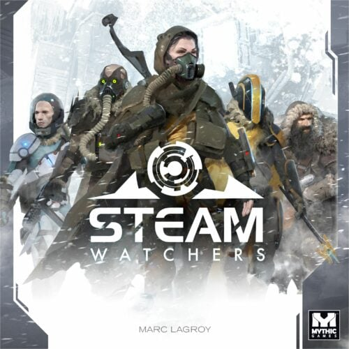 Steam Watchers jeu