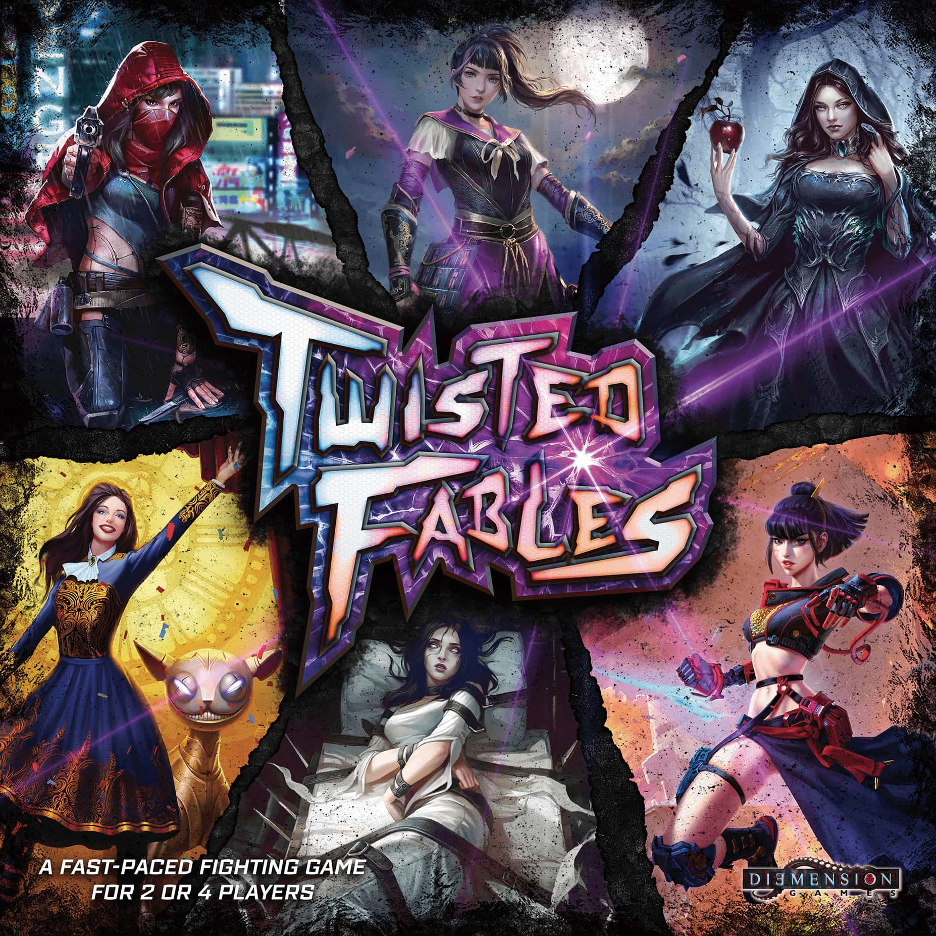 Twisted Fables jeu