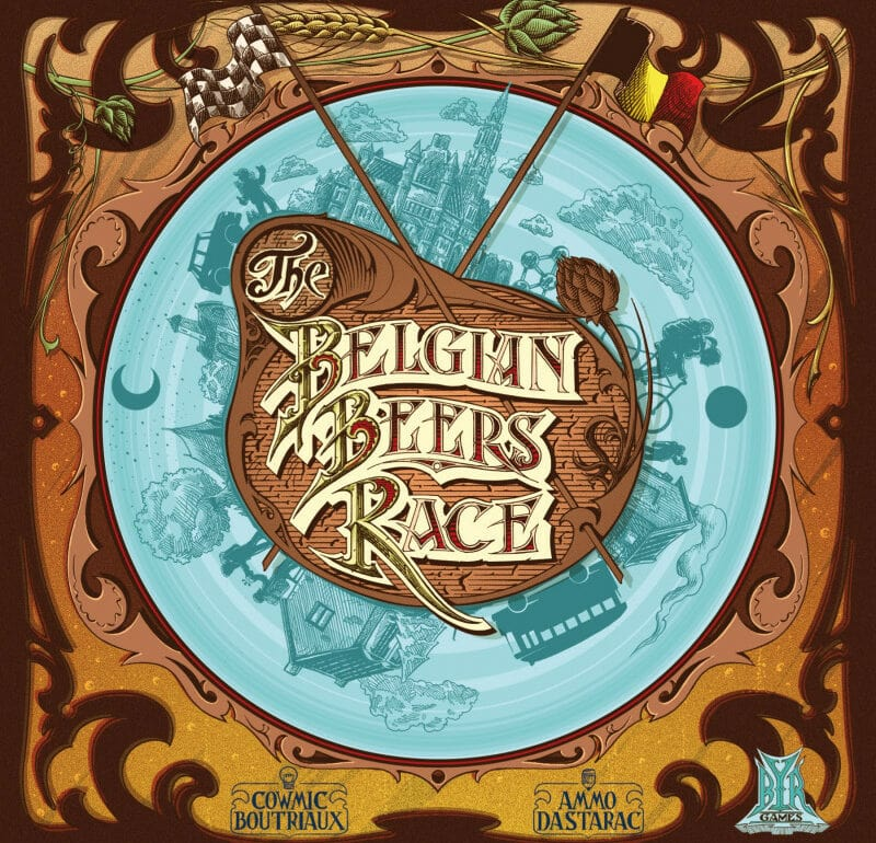 The Belgian Beers Race jeu