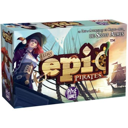 Tiny Epic Pirates jeu